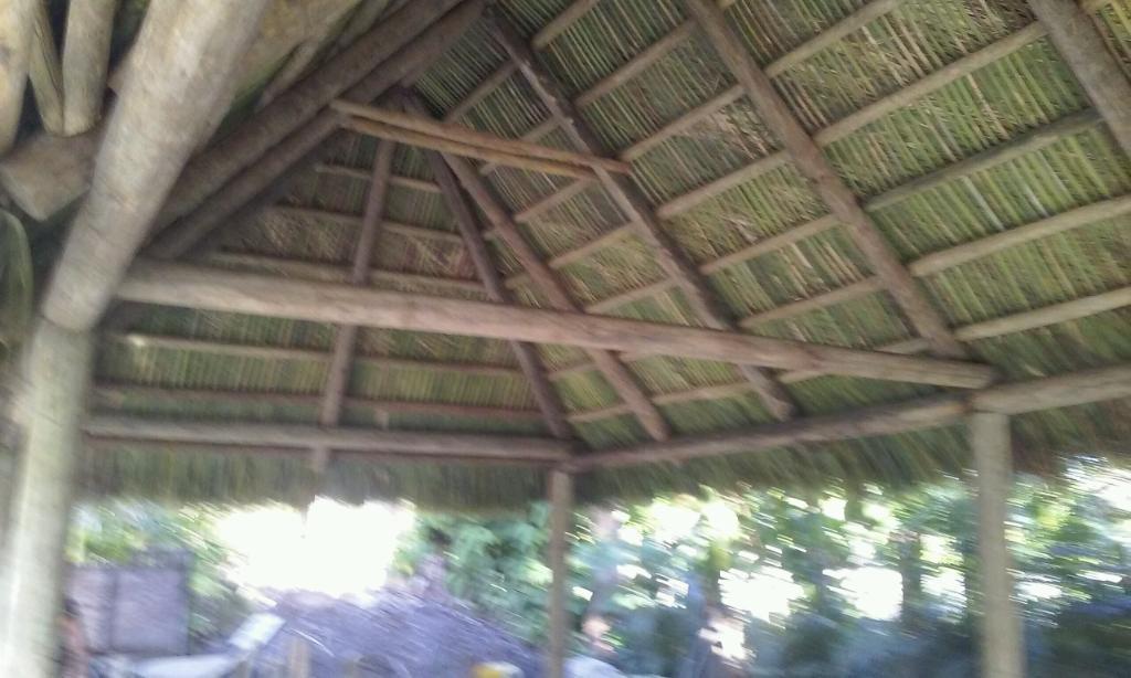 Tiki Hut Island Tiki Huts
